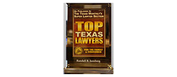 Top Texas Lawyers