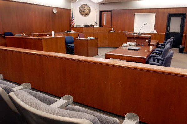 Dallas Courtroom
